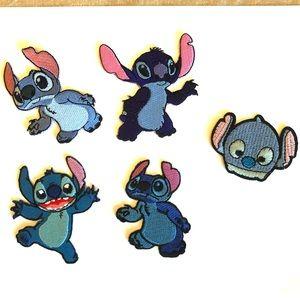 Disney LILO and stitch patch iron on DIY